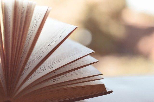 Open boek - boeken dementie